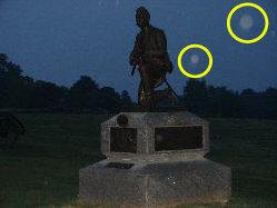 When We Spirit Orbs In Gettysburg Pic 1