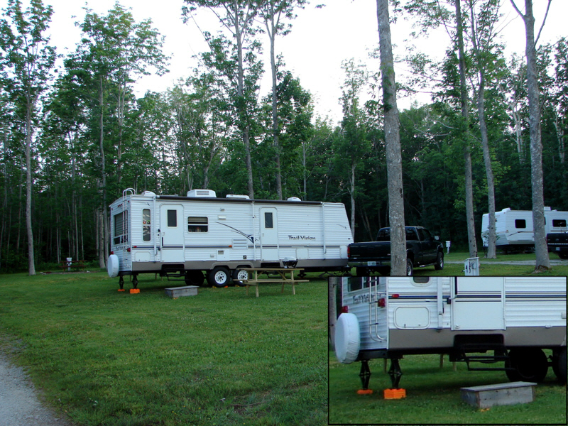 Linwood Harbour Campground RV Park Review