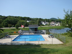 Digby Campground Pool