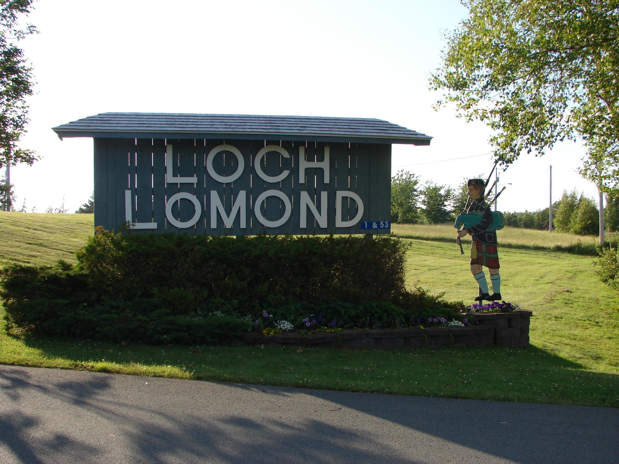 Loch Lomond RV Park—RV Park Review - RV Camping Info